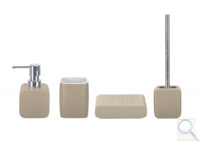 Sada koupelnových doplňků Cubic