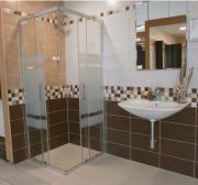 Sprchový kout čtverec Siko TEX (obr. 3)