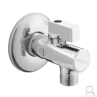 Rohový ventil sfiltrem
