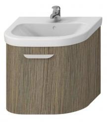 Koupelnová skříňka pod umyvadlo Jika Deep 58x44x49,8 cm