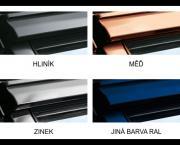 Střešní balkon VELUX Cabrio® (VENKOVNÍ ÚPRAVY)