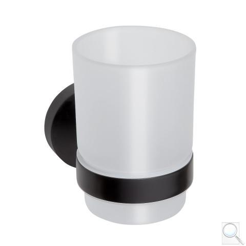 Držák skleniček Bemeta Noir černá 104110010