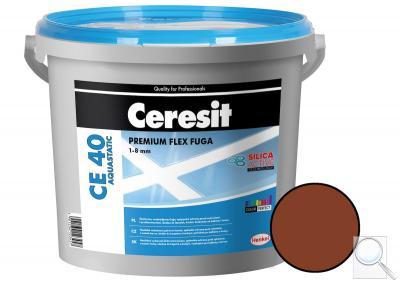 Spárovací hmota Ceresit CE 40 terra 5 kg CG2WA