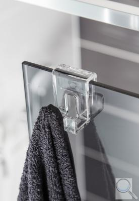 Závěsný háček nasprchové sklo Walk-in