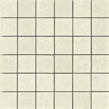 Mozaika Metallo bianco