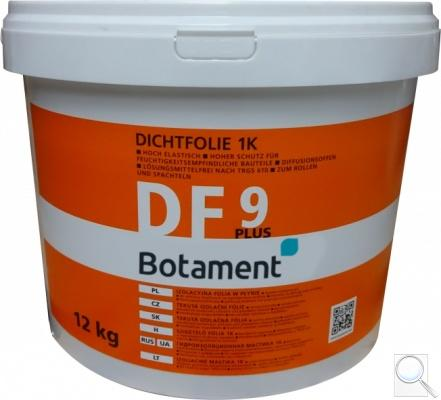 Tekutá izolační fólie DF 9 Plus