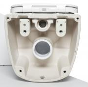 WC závěsné Glacera Alfa mat zadní odpad AL010MW (obr. 6)