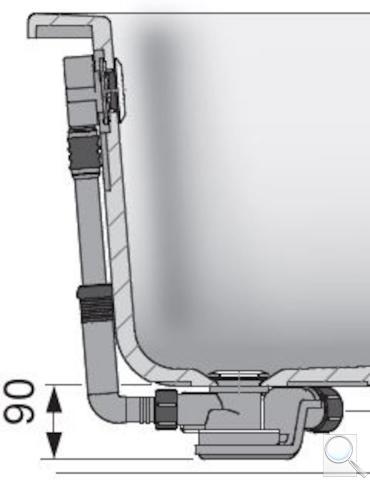 Vanový automat Artweger DUETT DU0B01