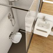 Sprchové sedátko (obr. 3)
