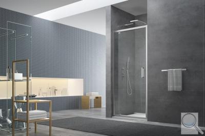 Sprchové dveře jednokřídlé TEX
