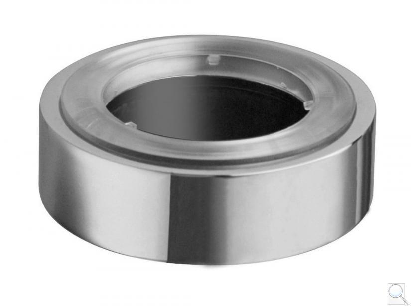 Podložka mezi umyvadlo a desku, výška 20 mm, chrom WP93051 obr. 1