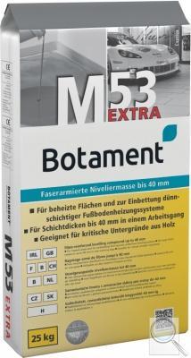 Samonivelační hmota M53 Extra