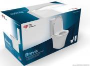 WC kombi komplet Brevis (obr. 10)