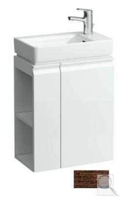 Koupelnová skříňka pod umyvadlo Laufen Pro 47x27,5x62 cm wenge H4830020954231 obr. 1