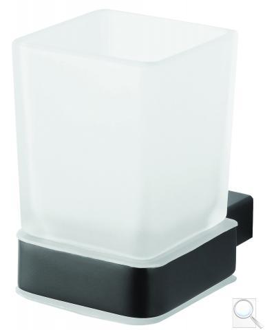 Držák skleniček Bemeta NERO černá 135011010