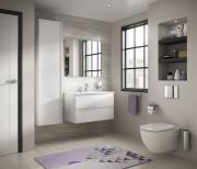 Závěsné WC se sedátkem softclose Ideal Standard Testra (obr. 8)