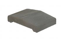 Plotová stříška pro modulovou šířku 200 mm
