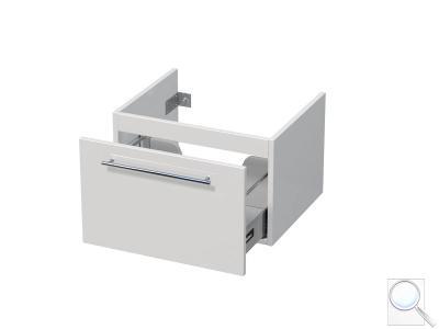 Koupelnová skříňka pod umyvadlo Naturel Ratio 58x36x45 cm bílá lesk MK601Z36.9016G obr. 1