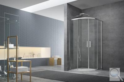 Sprchový kout čtvrtkruh Siko TEX