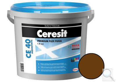 Spárovací hmota Ceresit CE 40 chocolate 5 kg CG2WA