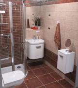 Koupelnová skříňka pod umyvadlo Jika Deep 53x44x49,8 cm (realizace)